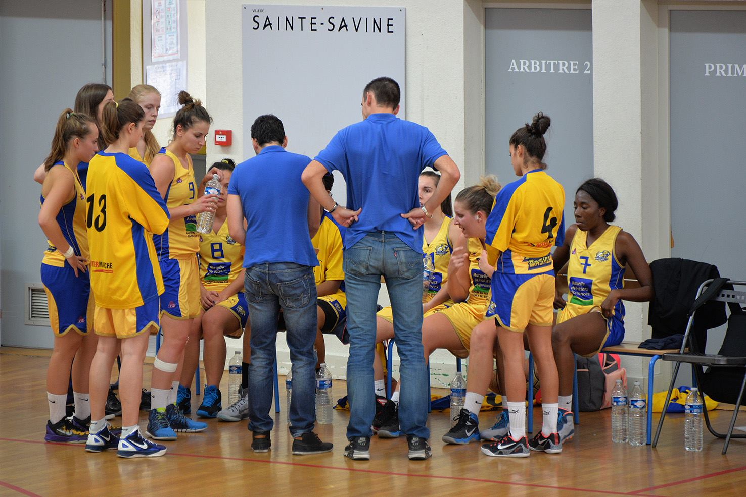 Archive Du Tag Pour Prenationale Sainte Savine Basket